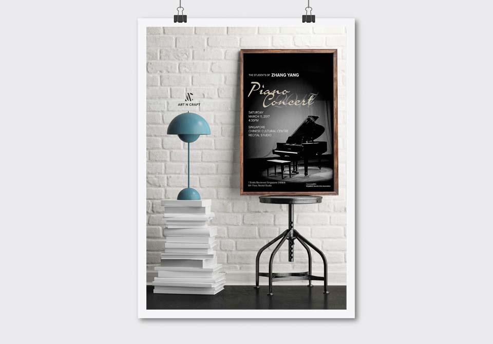 Poster Design - Art N Craft